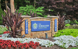 Normandy Senior Living new assisted living facility