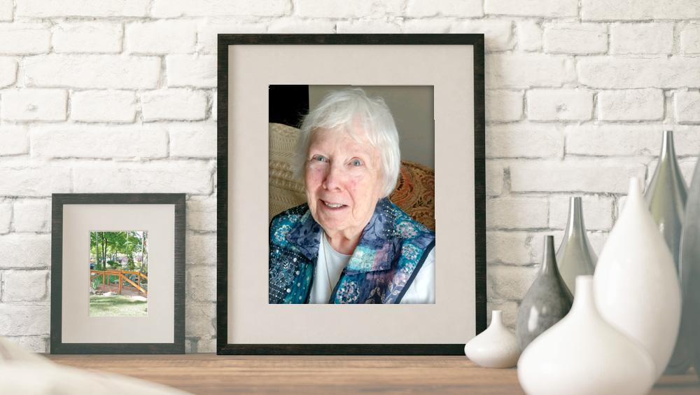 Resident June Beebee